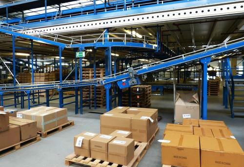 daily cycle counts warehouse