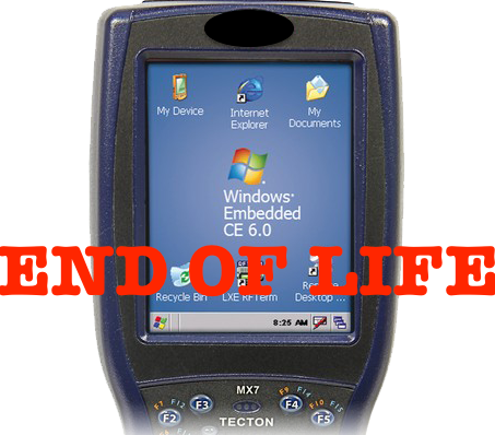 Windows CE - End of Life - Why is now the right time to take a look ...